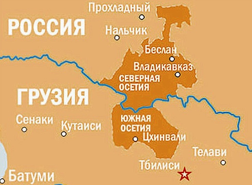 В Южной Осетии хотят провести референдум о присоединении к России