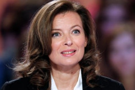 Президент Франции променял подругу-журналистку на актрису