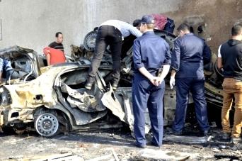 В Каире за утро прогремело ТРИ взрыва