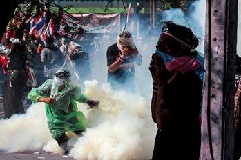 Взрыв в Бангкоке. Больше 30 раненых