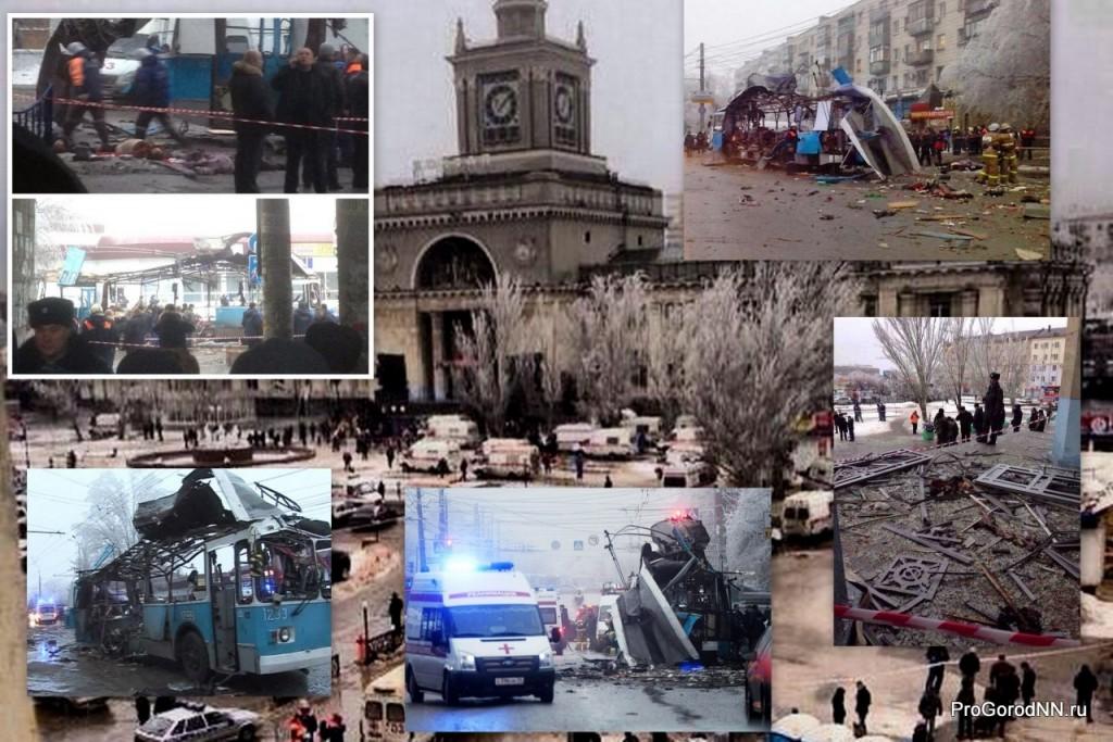 Часовня и поклонные кресты появятся в Волгограде на месте декабрьских взрывов