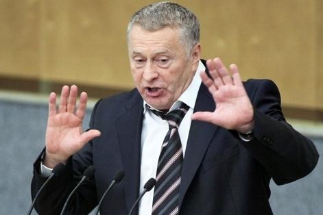Жириновский решил нормировать сексуальную жизнь членов ЛДПР
