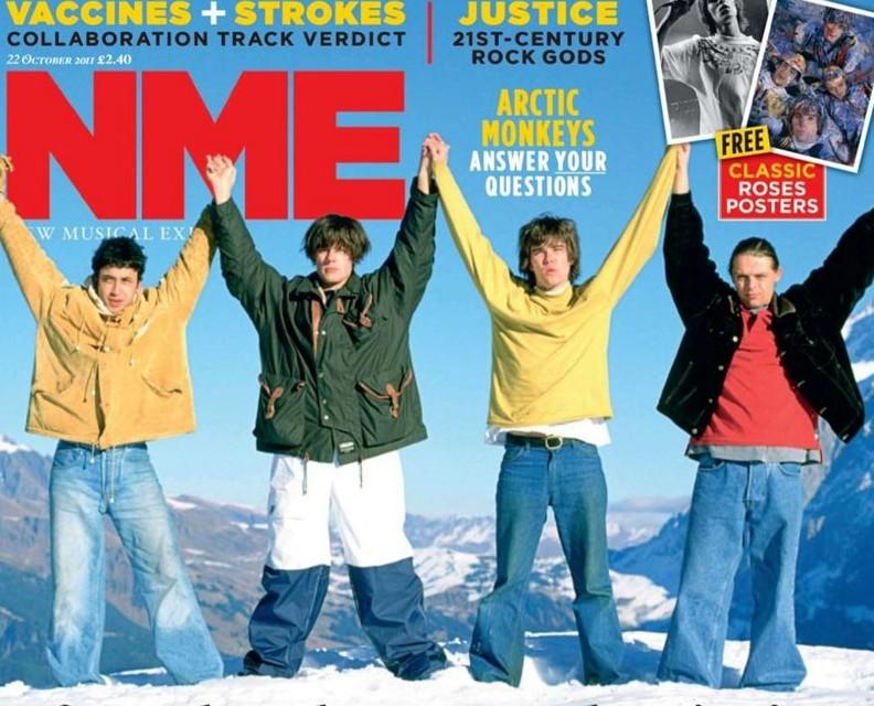 Журнал NME номинировал Путина  в категории «Злодей года»