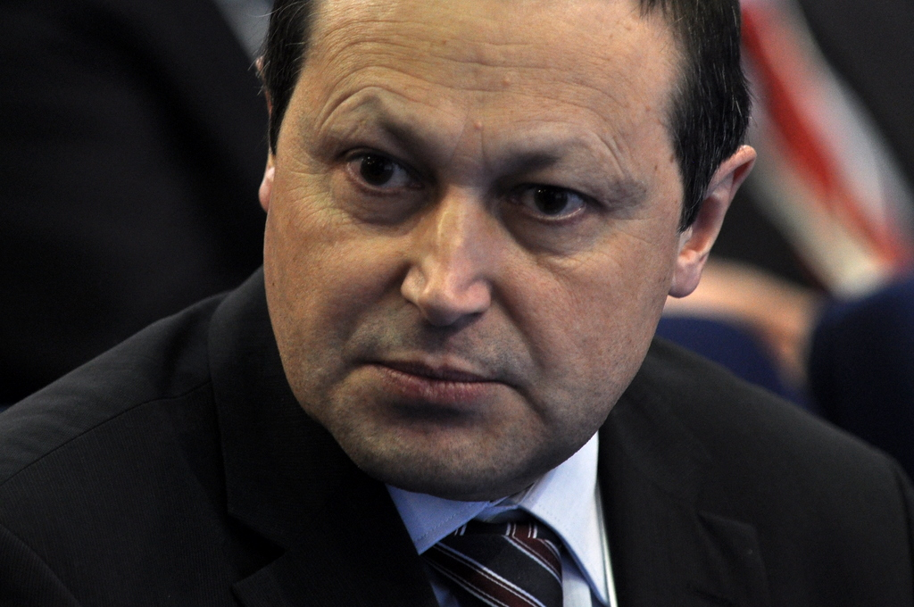 Мэр Красноярска начал рабочий день в суде в качестве свидетеля