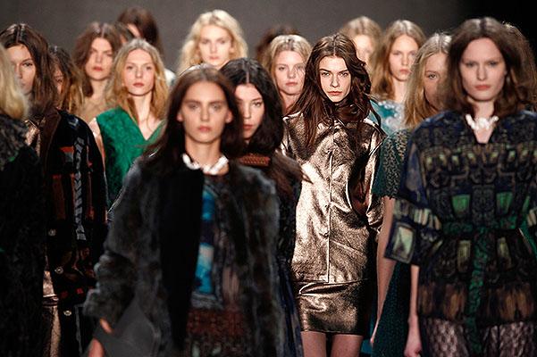 Дизайнер Алена Ахмадуллина открыла Неделю моды в Берлине