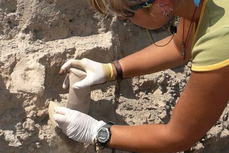Во время возведения олимпийских объектов были найдены ценные древние артефакты