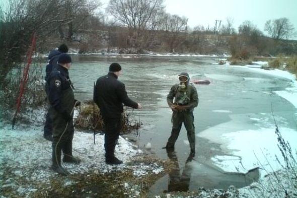 В Орловской области три человека погибли при падении «Нивы» в реку