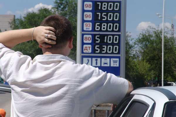 Цены на бензин в Москве поднимутся?