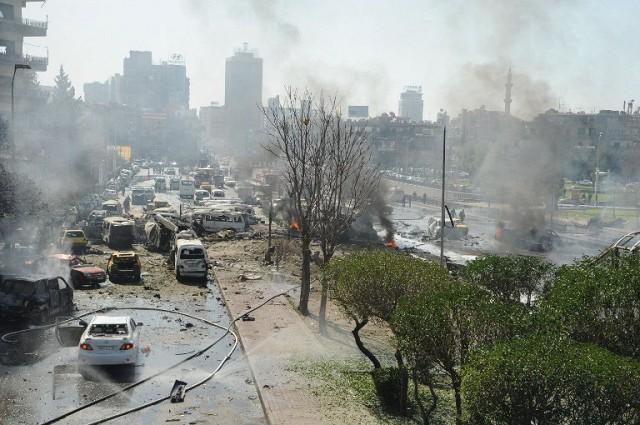19 человек стали жертвами минометного обстрела в Сирии