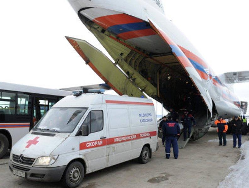 Из московской больницы выписана первая пострадавшая при теракте в Волгограде