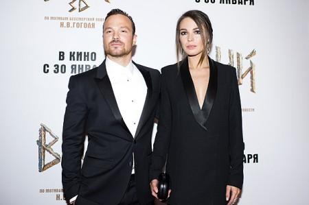 Агния Дитковските и Алексей Чадов ждут ребенка