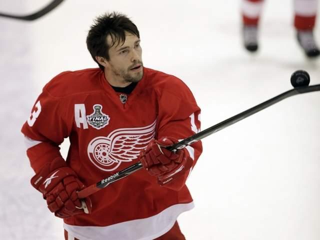 Определен капитан сборной России по хоккею на Олимпиаде