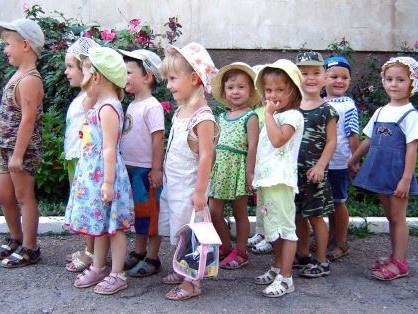 Красноярск отважно исполняет детсадовское поручение президента