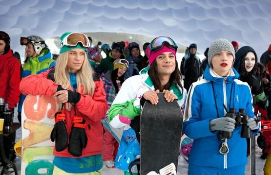 В столице прошла премьера фильма «В спорте только девушки»