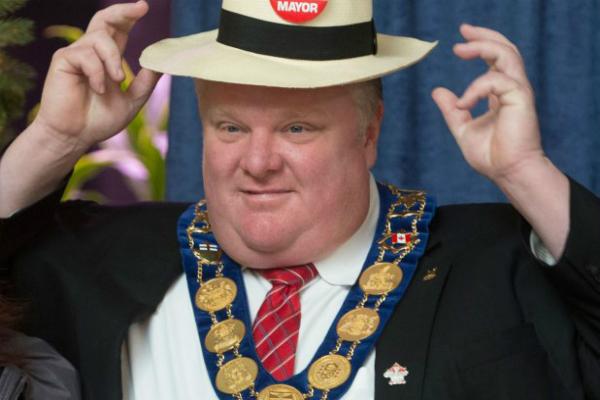 Скандально известный мэр хочет вновь возглавить администрацию Торонто