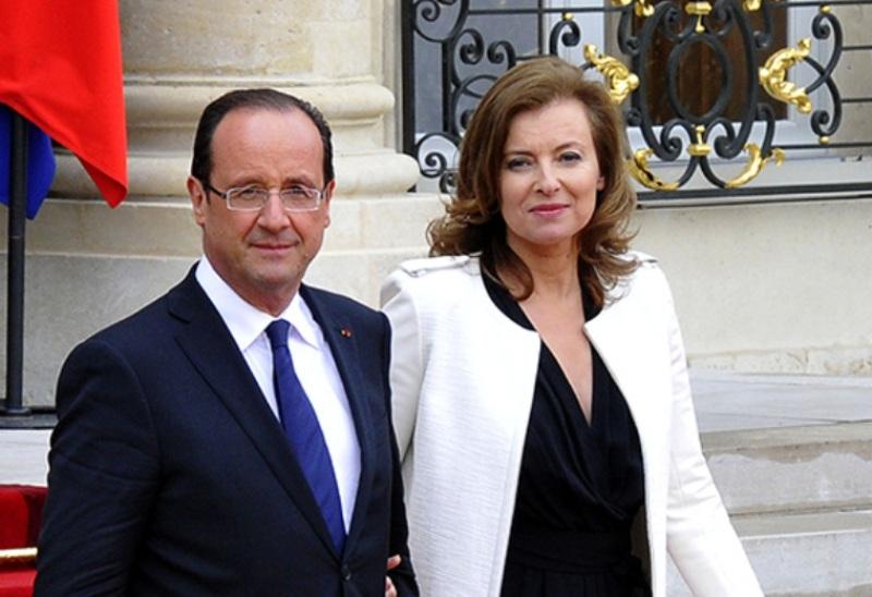 СМИ: гражданская жена президента Франции пыталась покончить с собой