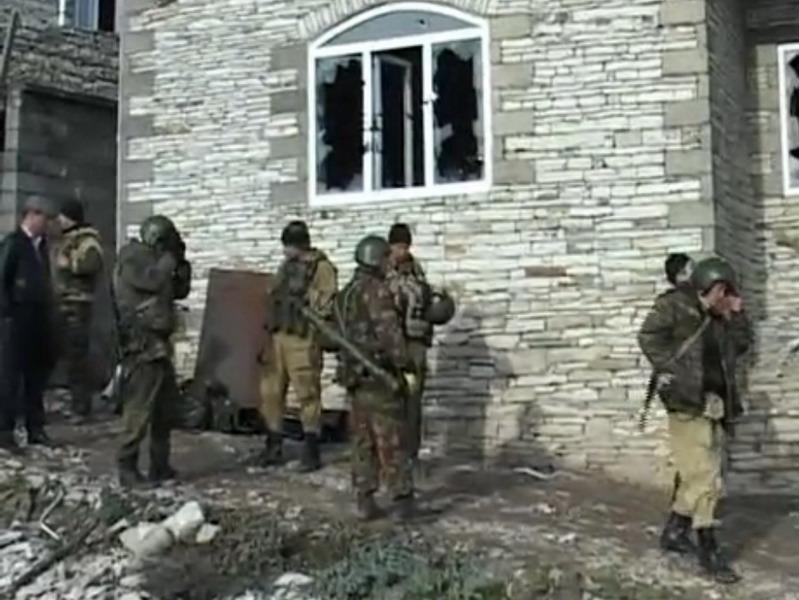 В Дагестане ликвидирован главарь