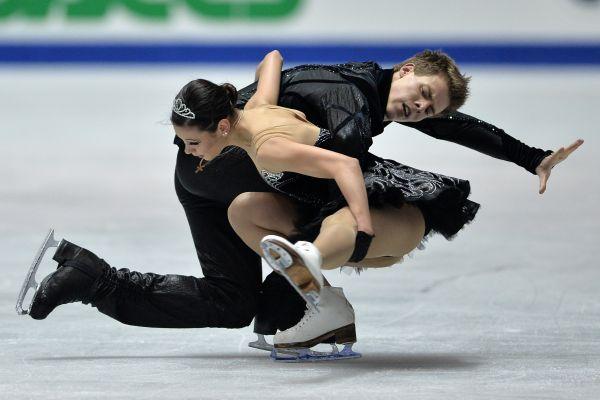 Елена Ильиных и Никита Кацалапов – серебро на чемпионате Европы по фигурному катанию