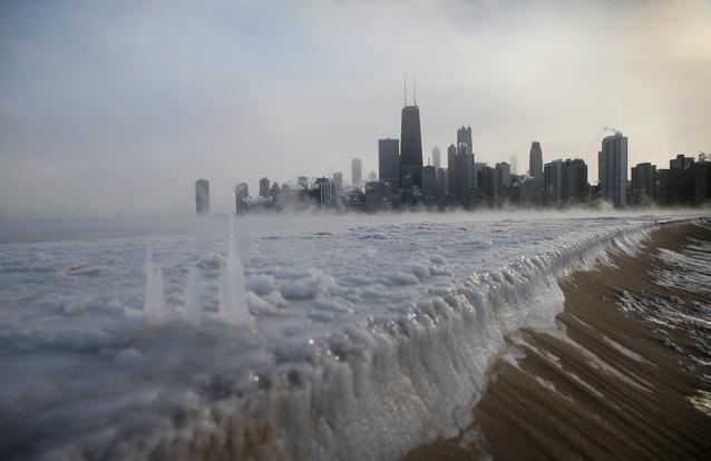 Морозы в США привели к росту мировых цен на горючее