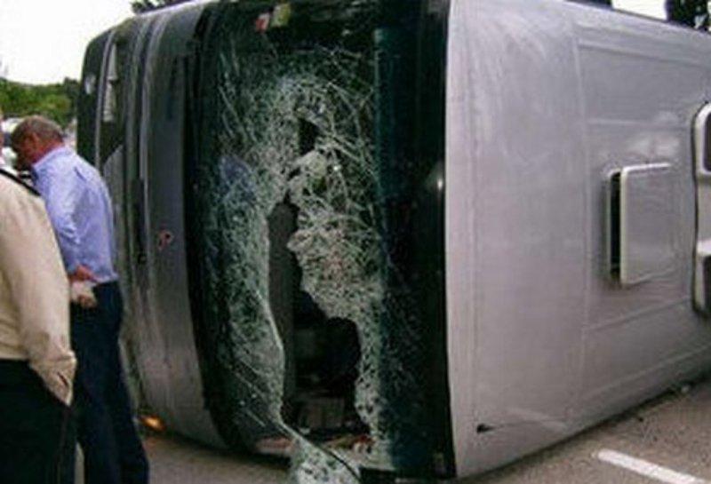 Крупное ДТП в Турции: 9 человек погибли, 30 ранены