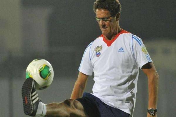 Он остается!  Фабио Капелло будет тренировать российскую сборную еще 4 года