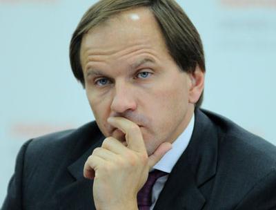 В Давосе губернатор Красноярского края отобедал и обсудил очевидные вещи