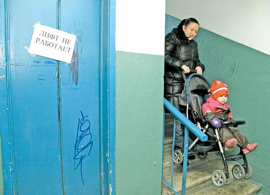 7 миллиардов рублей потратят в Москве на замену лифтов