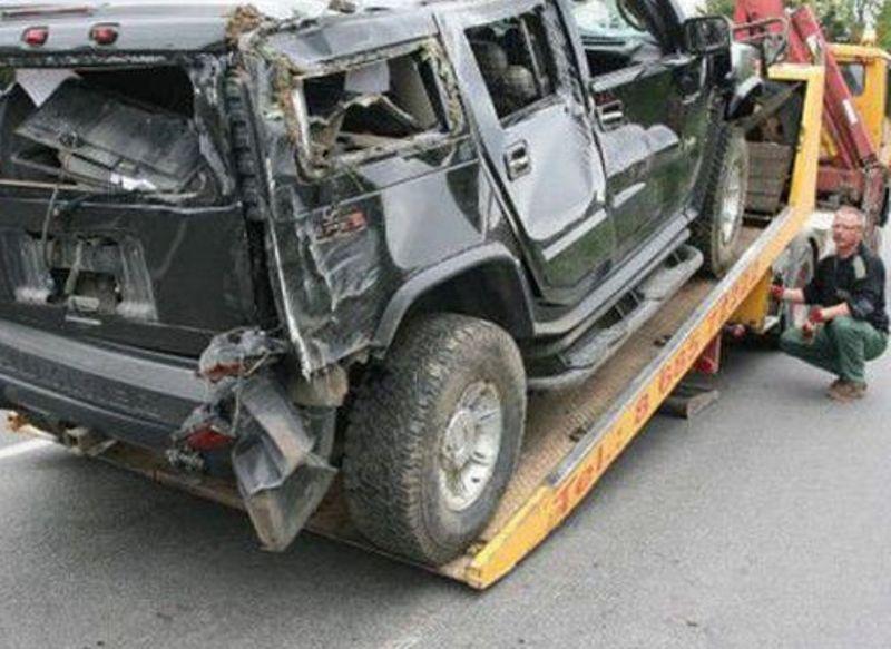 Чиновник из Дагестана сорвался на своем