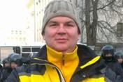 В Украине похитили и распяли лидера Автомайдана