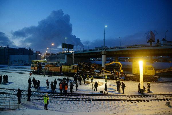 Поезда по Замоскворецкой линии метро ходят без ограничений