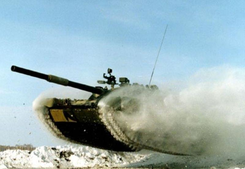 На военном полигоне в Хабаровском крае взорвался танк: 3 погибли