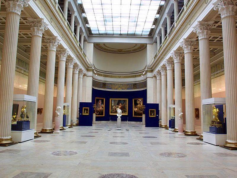 Музеи Москвы открыты для бесплатного посещения со 2 по 8 января