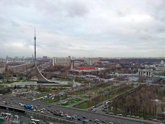 Когда в Москву придут морозы?