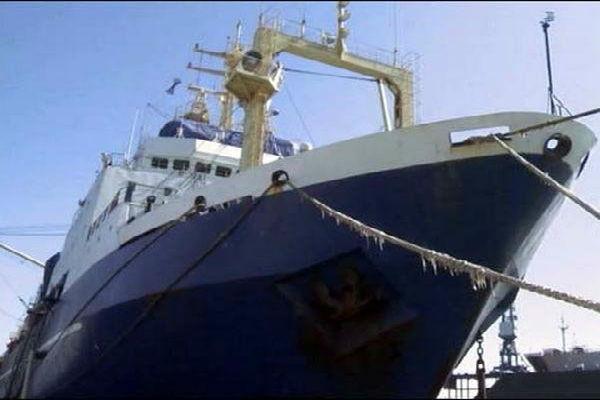 Стоп, машина! «Олег Найденов» остается в порту Дакара