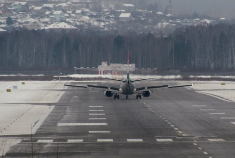 После инцидента с АН-24 работа аэропорта