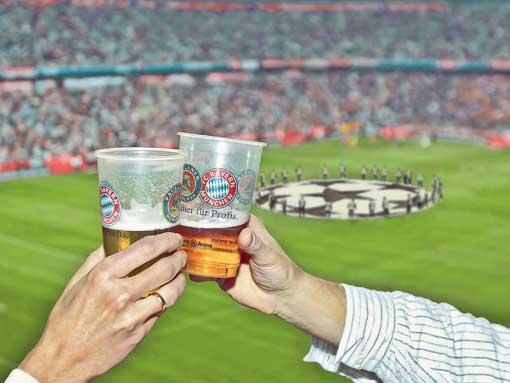 Мутко предложил вернуть пиво на российские стадионы
