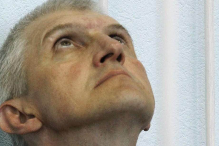 Платон Лебедев выходит на свободу