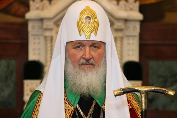 Патриарх Кирилл зарегистрировался в «ВКонтакте»