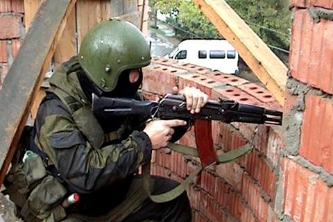 В перестрелке с боевиками в Дагестане погибли трое полицейских