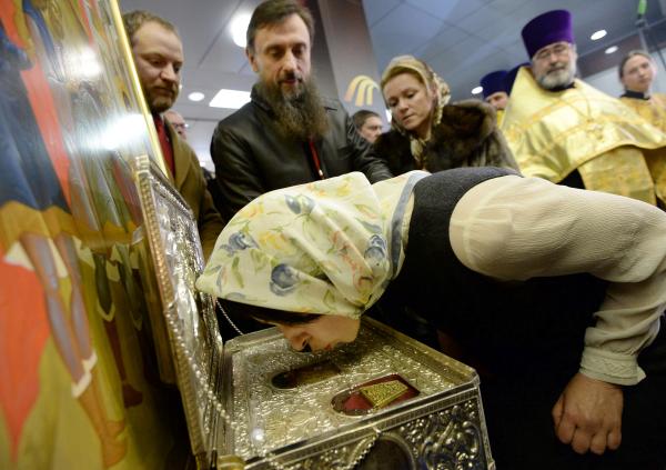 Оргкомитет принесения Даров волхвов призвал паломников соизмерять свои силы и возможности