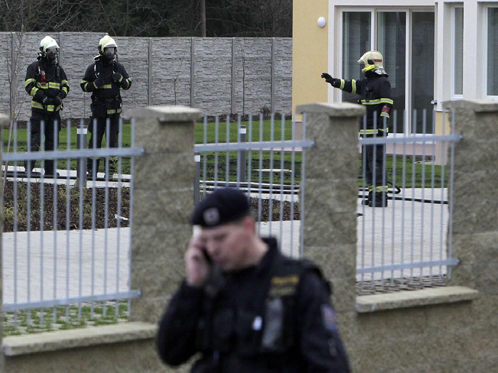 Посла Палестины в Чехии убила система самоуничтожения сейфа
