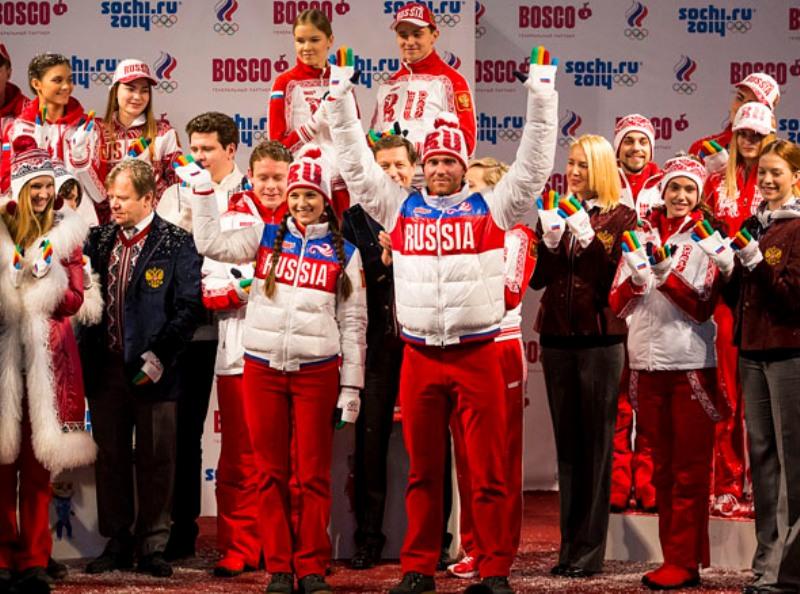 Утвержден состав сборной России на Олимпийские игры в Сочи-2014