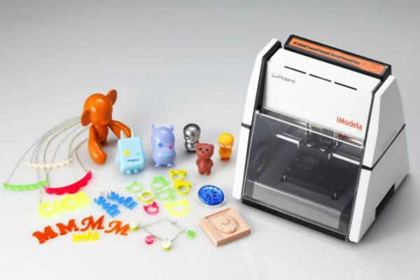 В супермаркетах Москвы начали продавать 3D-принтеры