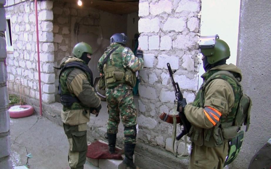 Хасавюртовские боевики уничтожены