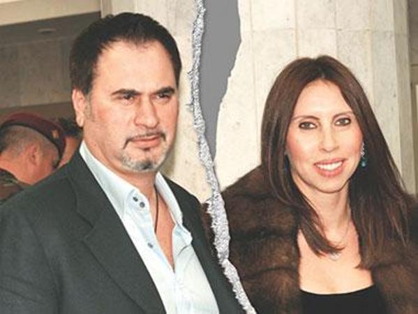 Певец Валерий Меладзе официально развелся со своей супругой Ириной