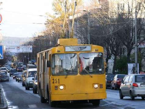 В Петрозаводске 200 водителей маршруток не вышли на работу