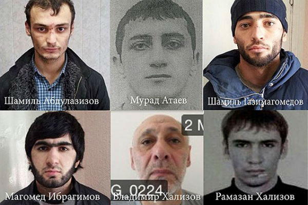 Спецслужбы задержали организаторов теракта в Пятигорске