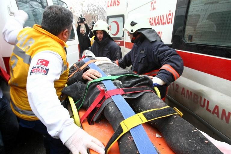 Рейсовый автобус опрокинулся в Турции: 20 человек погибло