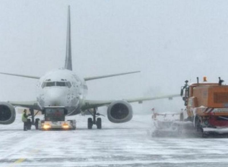 Аэропорт Волгограда возобновил работу в штатном режиме