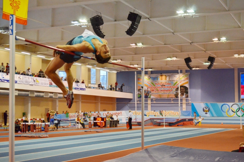 Олимпийский чемпион Иван Ухов выиграл